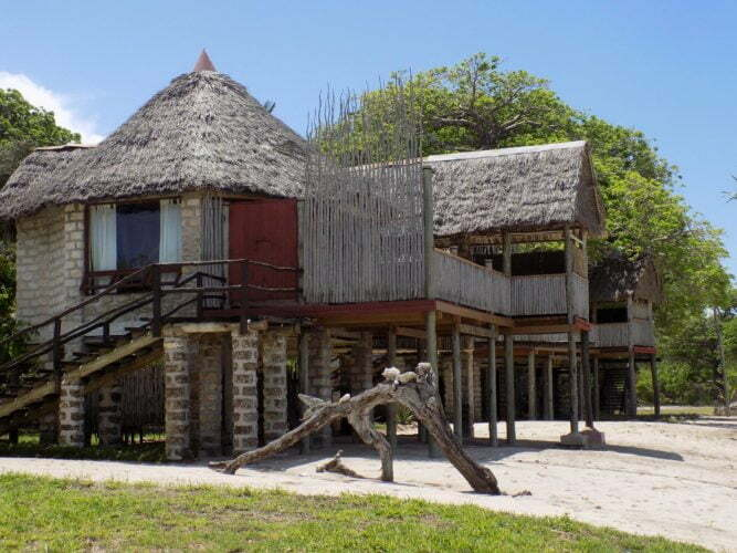 6 Ocean View Double Cottages