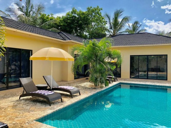 2 Bedroom Villa with Private Swimming Pool