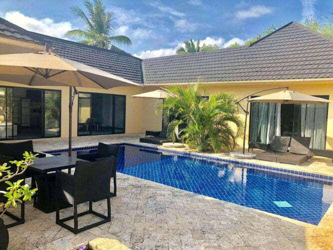 3 Bedroom Villa with Private Swmming Pool
