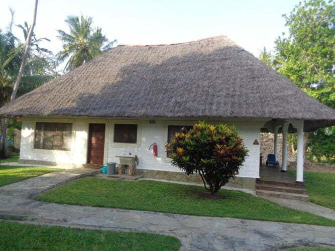 Two Bedroom Cottage with Ocean View