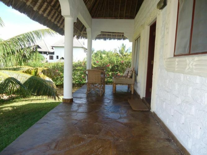 Three Bedroom Cottage with Garden View