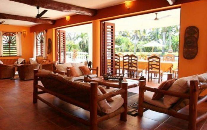 De Luxe Suite Main Villa
