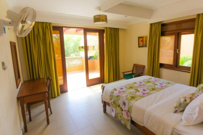 One Bedroom Luxury Villa