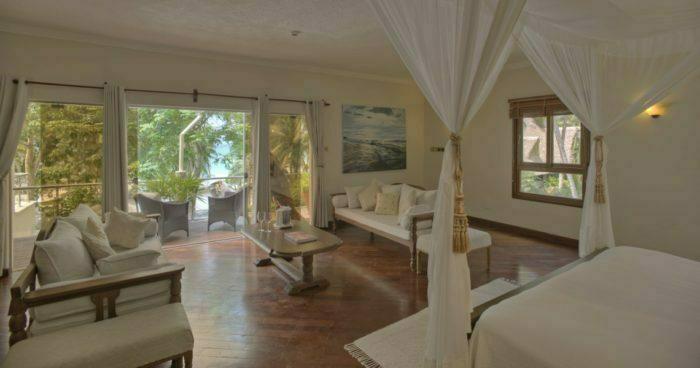 Deluxe Suite with Ocean View