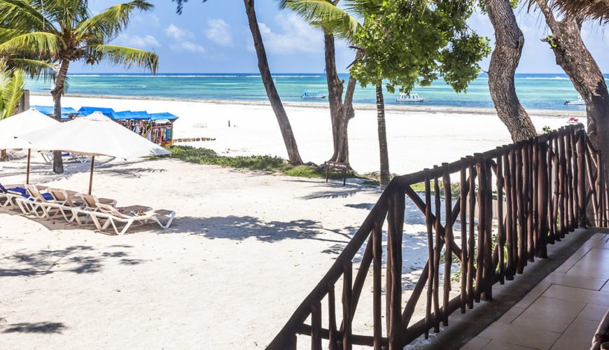Diani Beach Facts