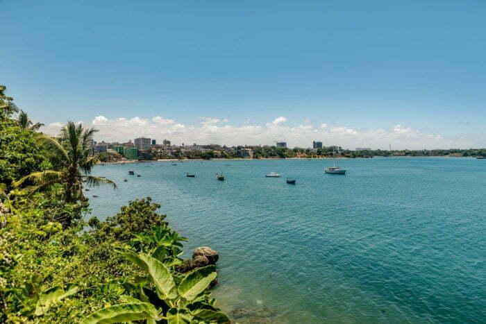 Trip to Mombasa