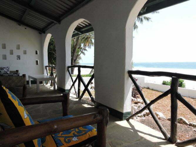 3 bedroom superior cottage ocean facing
