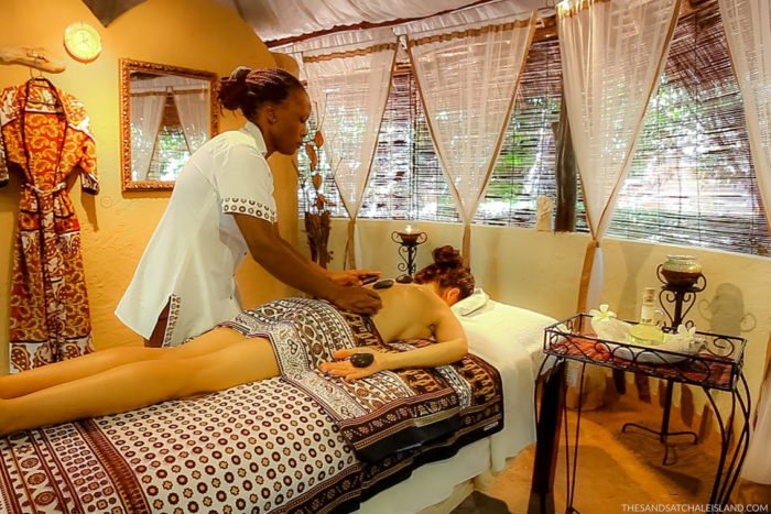 Unlimited Massages @The Sands at Nomad