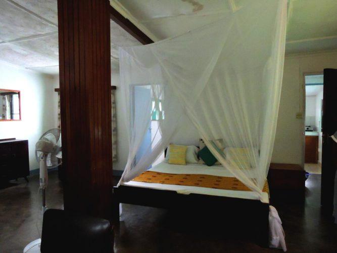 1 bedroom cottage garden view – upstairs
