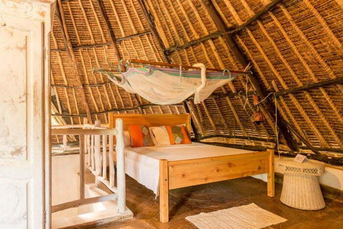 Standard 3 bedroom garden view cottage (max 4)