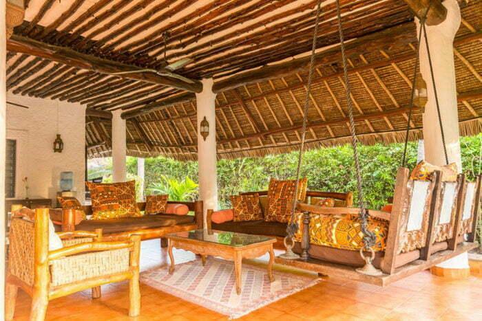 Deluxe 3 bedroom villa with pool view (11-12 pax)