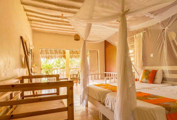 Deluxe 6 bedroom villa with garden view (15-17 pax)