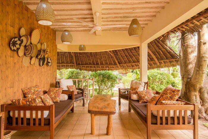 Deluxe 6 bedroom villa with garden view (max 12)