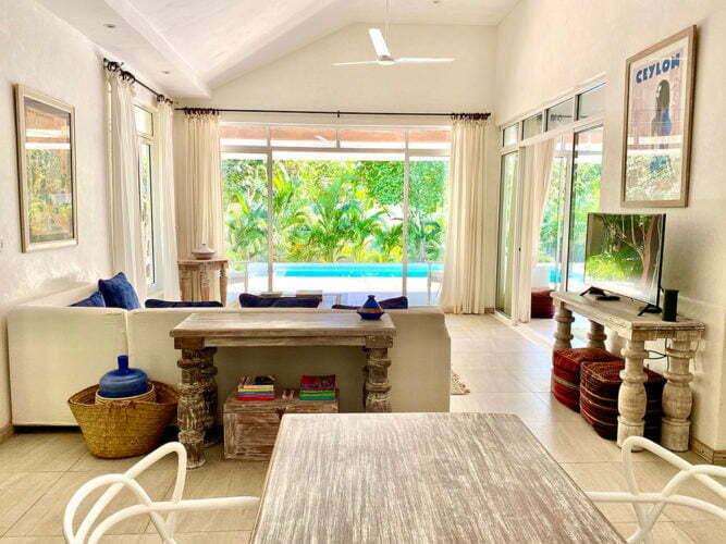 Safron Pool Villa One (1 bedroom en suite)